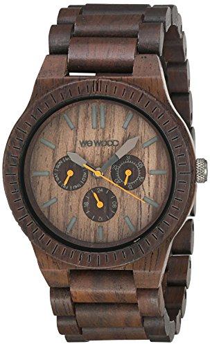 Wewood Herren-Armbanduhr Kappa