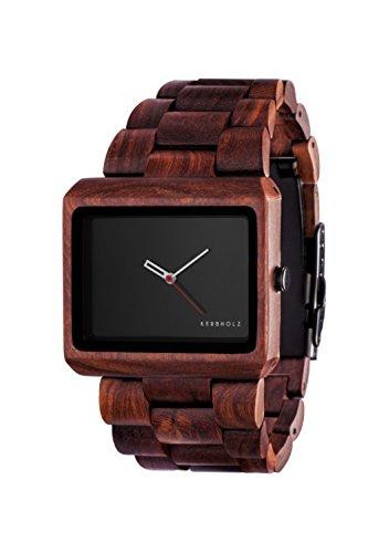 Kerbholz Herren-Armbanduhr Reineke