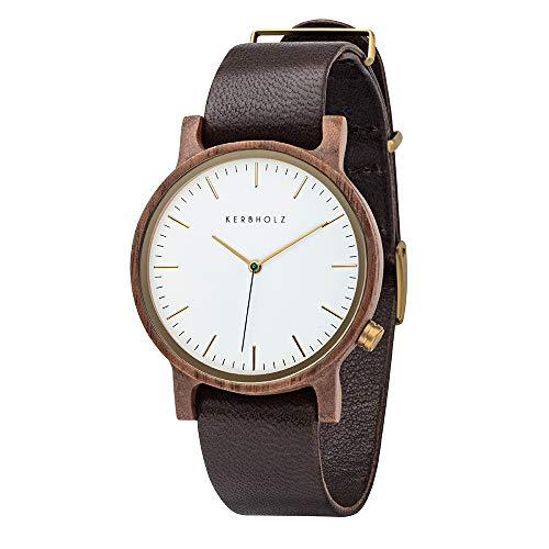 Kerbholz Herren-Armbanduhr Walter