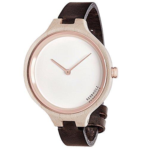 Kerbholz Herren-Armbanduhr Hinze