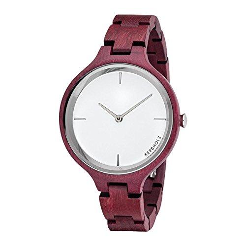 Kerbholz Armbanduhr Hinze