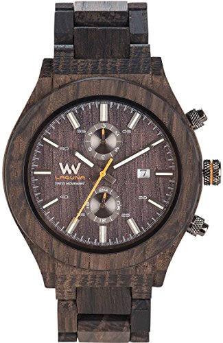 WEWOOD Herrenuhr Swiss Movement - Laguna Noce