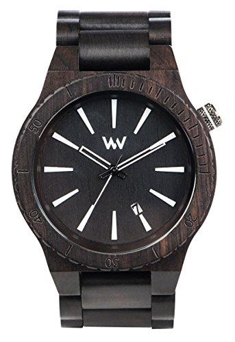 WeWood Assunt Black Herren-Holzuhr WW29005